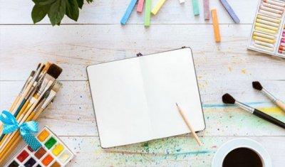 Magasin pour la vente de matériel de loisirs créatifs, peinture et dessin à Albertville