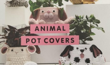 NOUVEAUTE : Animal pot covers