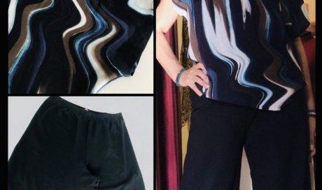 2 Ateliers sur-mesure tunique et pantalon