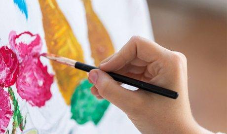 Apprendre les bases de la peinture avec un spécialisteà Albertville