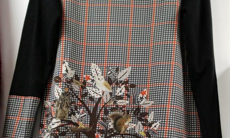 atelier robe trapèze