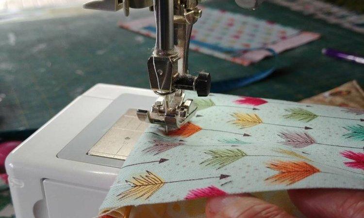 Atelier couture à Albertville