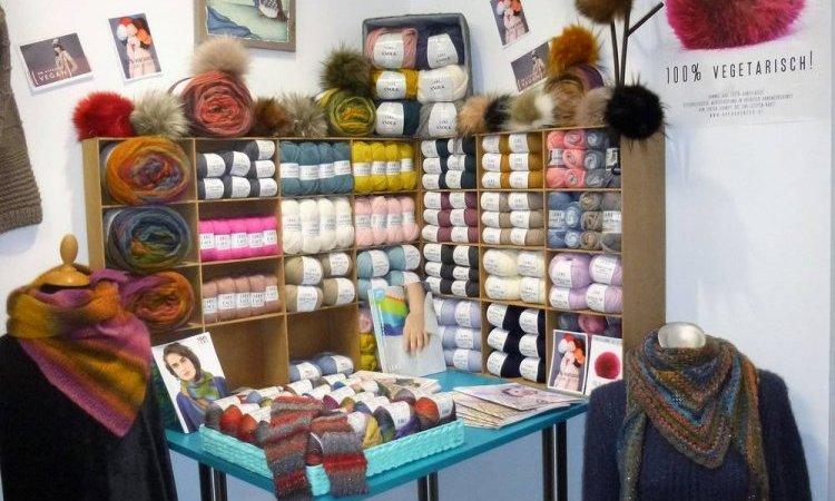 Vente de pelote de laine à Albertville